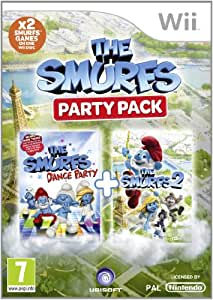 The Smurfs Party Pack (Nintendo Wii)