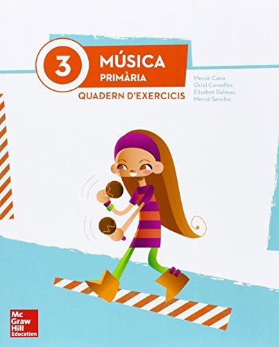 Descargar Libro CUTX MUSICA 3 PRIMARIA - 9788448192280 de Mercedes Cano Nogué