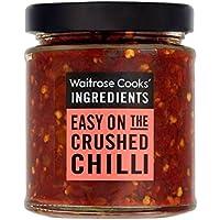 Ingredientes De Los Cocineros Aplastado 180G De Chile Waitrose - Paquete de 6