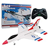 Prevently New FX-823 2.4G 2CH RC Airplane Glider Remote Control Plane Outdoor Aircraft