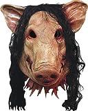 SAW - HORROR PIG MASK DELUXE (máscara/careta)
