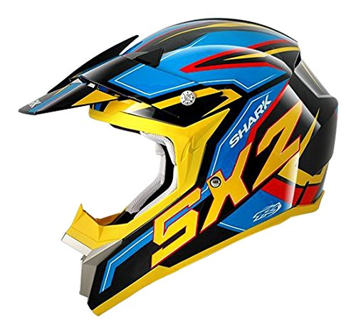 Shark Casco de Motocross