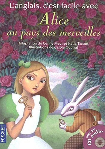 ALICE PAYS MERVEILLES +1CD FIL par CELINE MEUR, KATIA TANANT