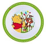 p:os 68913 Disney Winnie the Pooh Müslischale, Melamin, Durchmesser 16 cm
