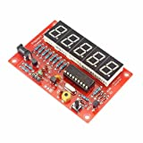 SainSmart 21–010–340Quarzoszillator Frequenz Zähler, DIY-Kits, 1hz-50mhz