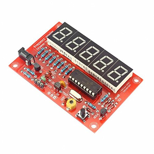 SainSmart DIY Kits 1Hz-50MHz oscilador de cristal de contador de frecuencia Medidor