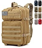 onyorhan Mochila Táctica Militar Molle Camuflaje Assault Pack Tactical Army Backpack /...