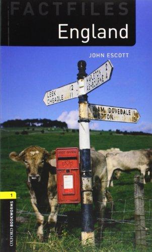 Oxford Bookworms Library Factfiles: Level 1:: England: 400 Headwords (Oxford Bookworms ELT) por John Escott