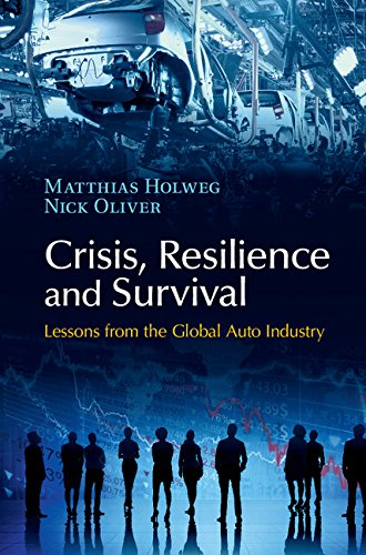 Crisis, Resilience and Survival: Lessons from the Global Auto Industry (English Edition)