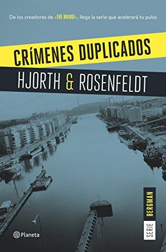 Crímenes duplicados (Serie Bergman 2): (Serie Bergman 2) por Michael Hjorth