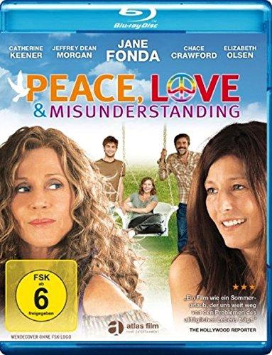 Peace, Love & Misunderstanding [Blu-ray]