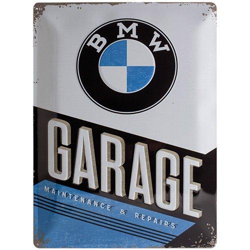 nostalgic-art-23211-bmw-garage-blechschild-30-x-40-cm