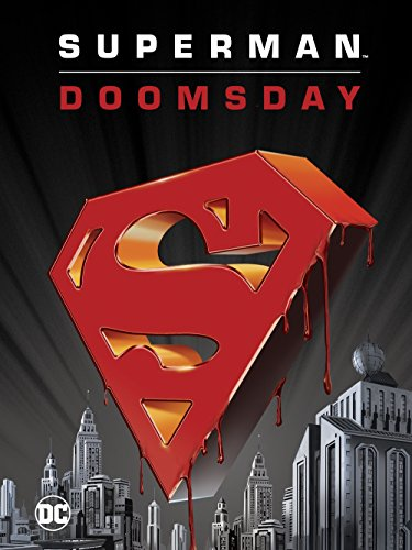 Superman Doomsday Cover