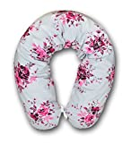Amilian® XXL BEZUG für Stillkissen Baby Lagerungskissen Lang Seitenschläferkissen 170