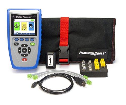 Platinum Tools tcb300Kabel Prowler Tester mit Quick Start Guide und Garantiekarte -