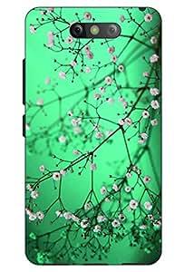 Xolo Black Back Cover by Winchip - MultiColor