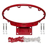 Heavy Duty Basketball Hoop Outdoor Indoor Basketball School Gym Club Training Professional