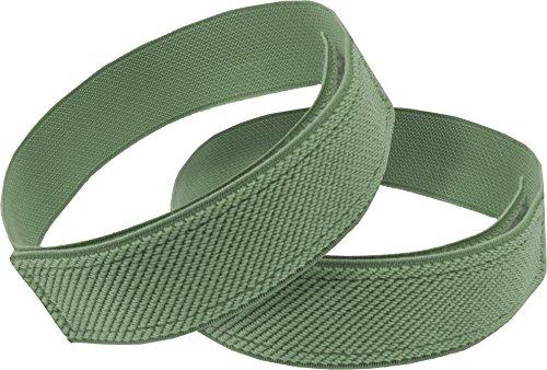 BW Hosengummiband mit Klett Farbe Oliv