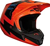 Fox casque en V 2 Mastar, Orange, Taille S