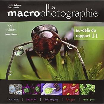 La Macrophotographie : Au-delà du Rapport 1:1 -  Astuces, Materiel, Techniques, Budget et Exemples
