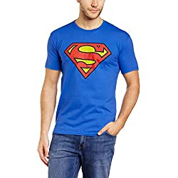 Camiseta Slim Fit superman