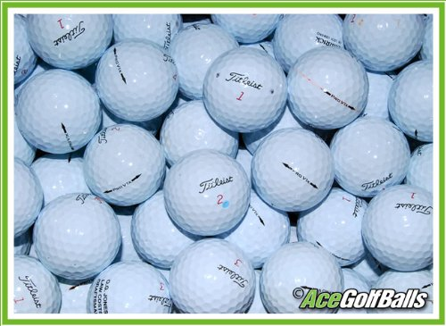100 balles de Golf Titleist Pro V1 x Perle/Grade A-from...
