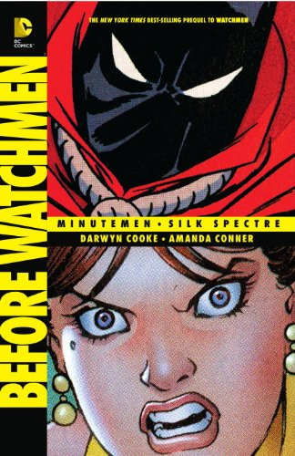 Before Watchmen: Minutemen / Silk Spectre TP