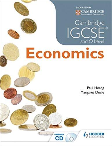Cambridge IGCSE and O Level Economics (Cambridge Igcse & O Level)