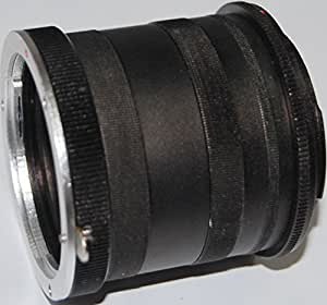 Generic Macro Extension Tube for Nikon D5000 D5100 D5200 D7000 D7100 D3000 D3100 D3200 D90 D600 D610 Camera Accessory <span at amazon