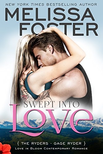 swept-into-love-gage-ryder-love-in-bloom-the-ryders-book-5-english-edition