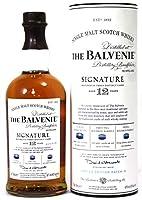 Balvenie Signature 12 Year Old Batch 4 Whisky from BALVENIE
