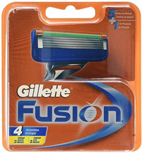 Gillette Fusion - Recambios de maquinilla de