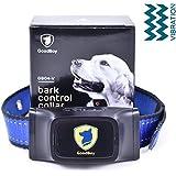 Hunde Trainingshalsband Für Mittelgroße Und Große Hunde Mit Vibration Kontrolle Von Übermäßigem Bellen Mit Diesem Einfachen Antibell Halsband Sicher Und Human Ohne Schock