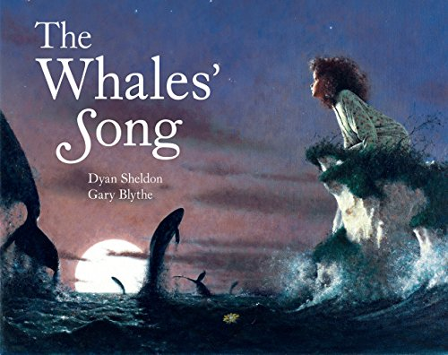 The Whales' Song (Red Fox Picture Books) par Dyan Sheldon