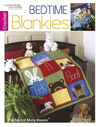 Bedtime Blankies: The Best of Mary Maxim (Crochet) (English Edition) (Mary Maxim-baby)