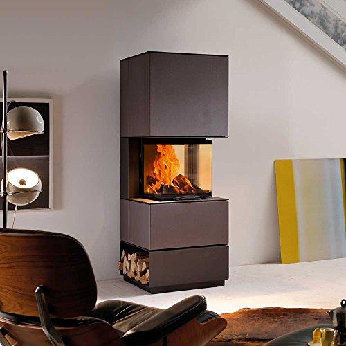austroflamm wood stove design kamin mel 55 beton hell amazonde garten 51xb81yshyl