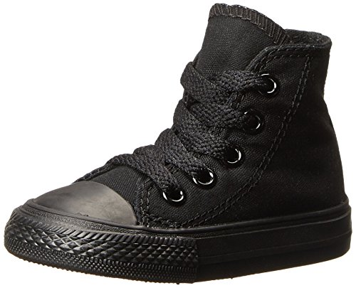 8d4d9ef03d88 Converse CT All Star Special HI Black Kids Trainers Size 2.5 UK