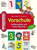 Fragenbär Vorschule: Zahlenspiele und erstes Rechnen (Lerne mehr mit...