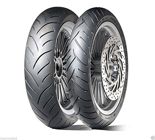 Paire Pneu pneus Pirelli Diablo Scooter 90/90 - 14 46P 100/90 - 14 57P