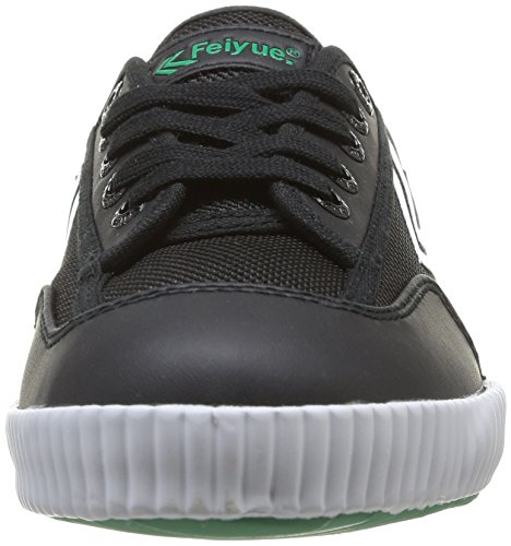 Feiyue Fe Lo Plain Ballistic, Baskets mode mixte adulte Noir (797)