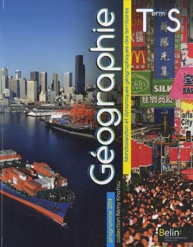 Géographie Tle S Programme 2014