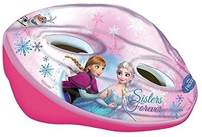 Chicas Disney Frozen casco de bicicleta para niño, Rosa, M, 35660 de Disney