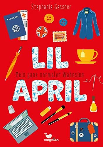 Lil April - Mein ganz normaler Wahnsinn - Band 4 - Lil Elf