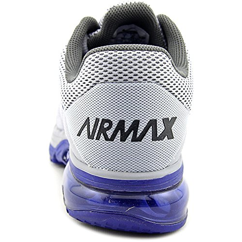 Air Max Excelleratemens Chaussures de course Wlf Gry-Blck-Dp Ryl Bl-Drk Gry