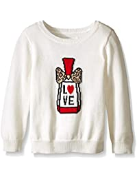 The Children's Place Baby-Girls Dressy Icon PO Sweater