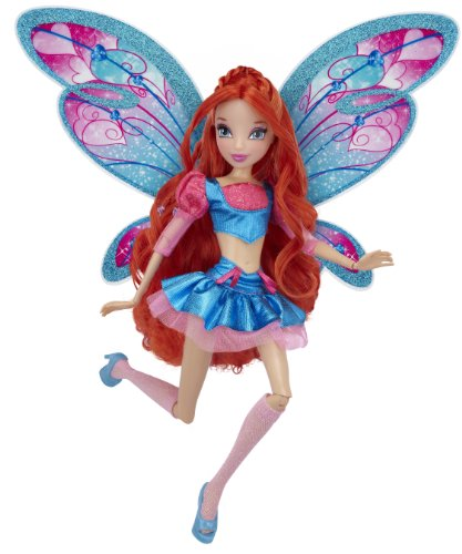 Winx 11 5 - inch Deluxe Fashion Doll Believix Bloom