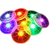 Gesunde Clubs Licht LED Flying Disk bis Frisbee Outdoor Multi