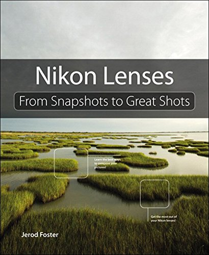 Nikon Lenses: From Snapshots to Great Shots (English Edition)