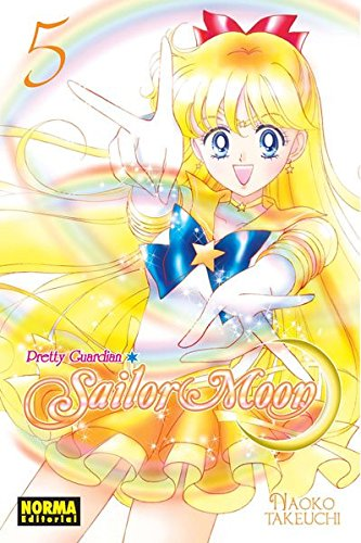 Sailor Moon 5 (CÓMIC MANGA)