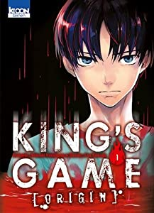 King's Game Origin Edition simple Tome 1